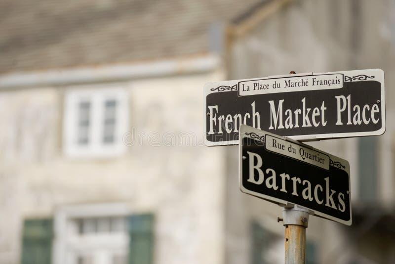 γαλλική αγορά στοκ φωτογραφίες με δικαίωμα ελεύθερης χρήσης