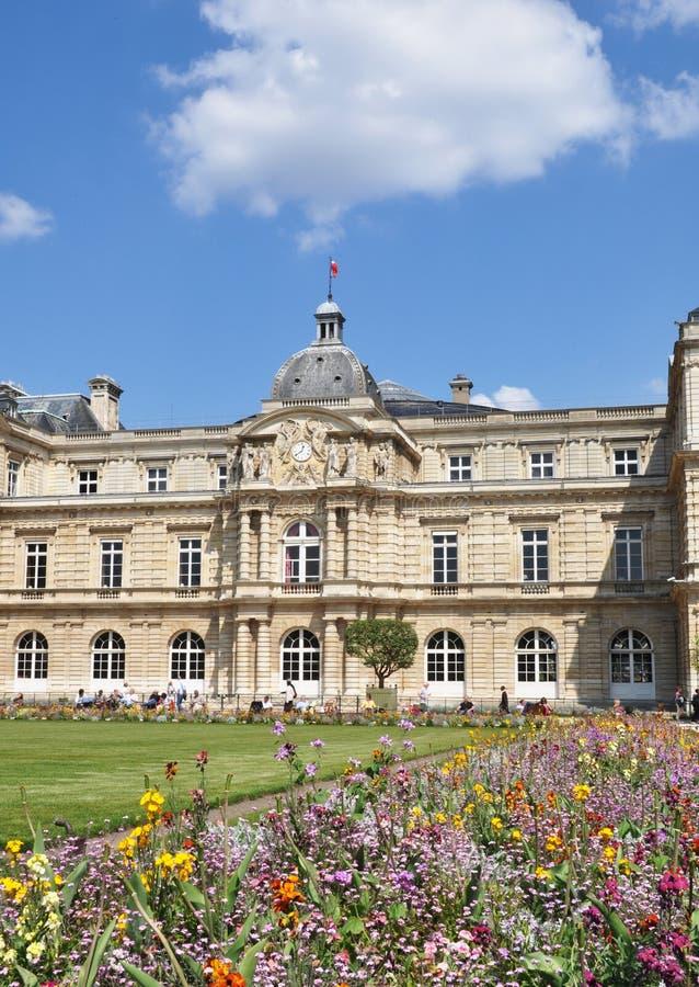 γαλλική Σύγκλητος του &Pi στοκ εικόνες