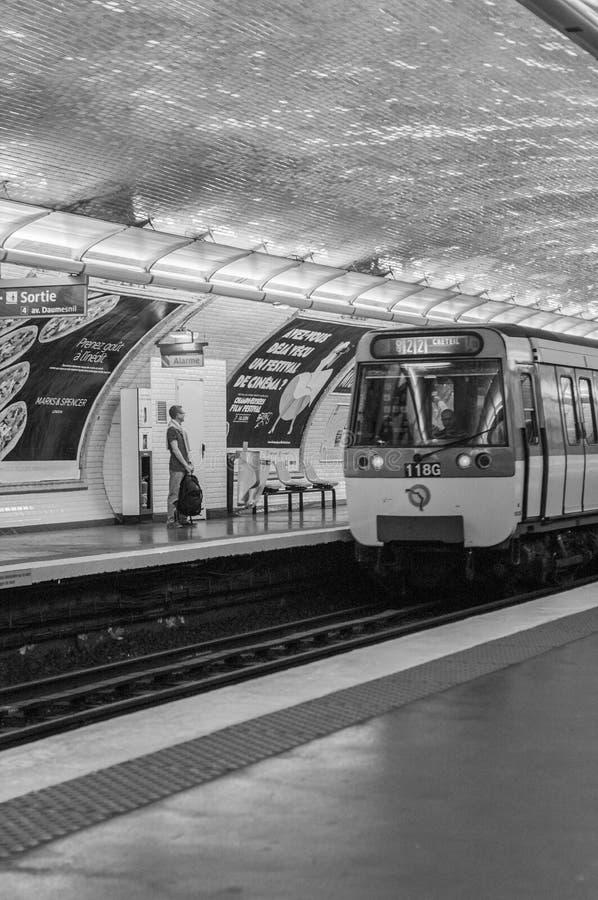 Γαλλικός κάτοχος διαρκούς εισιτήριου στο 11ο του Ιουνίου του 2016 στοκ φωτογραφία με δικαίωμα ελεύθερης χρήσης