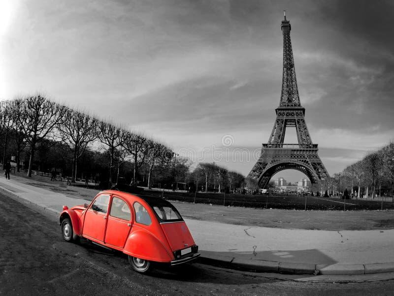 γαλλικός παλαιός κόκκιν&om στοκ εικόνες με δικαίωμα ελεύθερης χρήσης