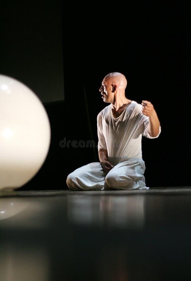 γαλλικό nosibor του Miguel λυκίσκου ισχίων χορευτών στοκ εικόνες