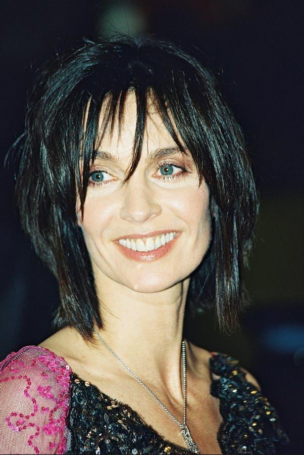 γαλλικό parillaud της Anne ηθοποιών στοκ φωτογραφία