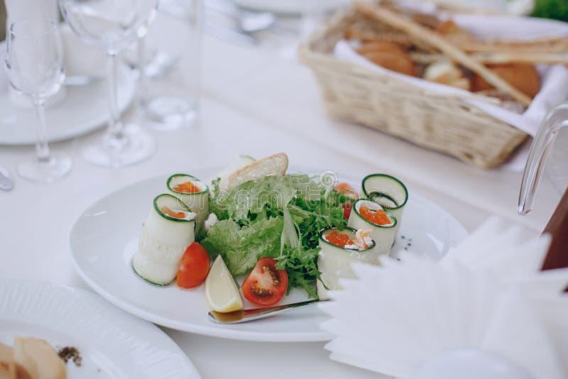 Γαμήλια πιάτα στοκ φωτογραφία