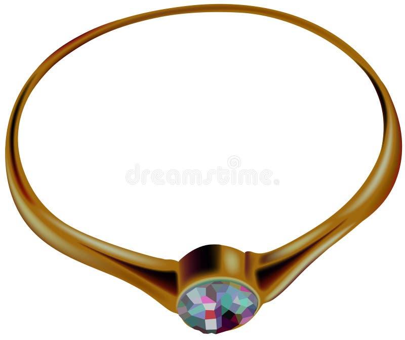 Γαμήλιο δαχτυλίδι 03 στοκ φωτογραφίες