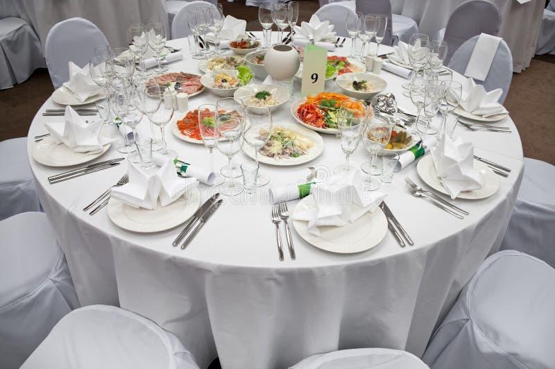 γαμήλιο λευκό διασκέψε&om στοκ φωτογραφίες