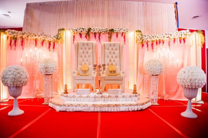 Γαμήλια διακόσμηση στοκ εικόνες