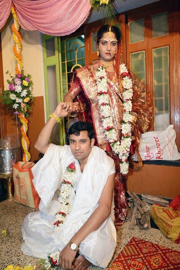 Γαμήλια τελετουργικά στοκ εικόνες