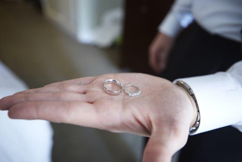 Γαμήλιες ζώνες στοκ φωτογραφία με δικαίωμα ελεύθερης χρήσης