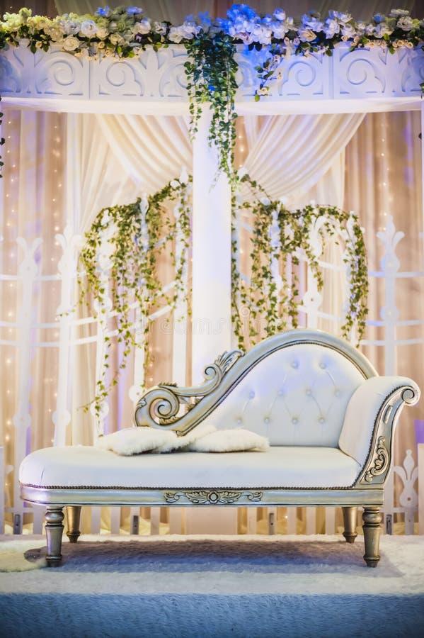 Γαμήλιος βωμός στοκ εικόνα με δικαίωμα ελεύθερης χρήσης