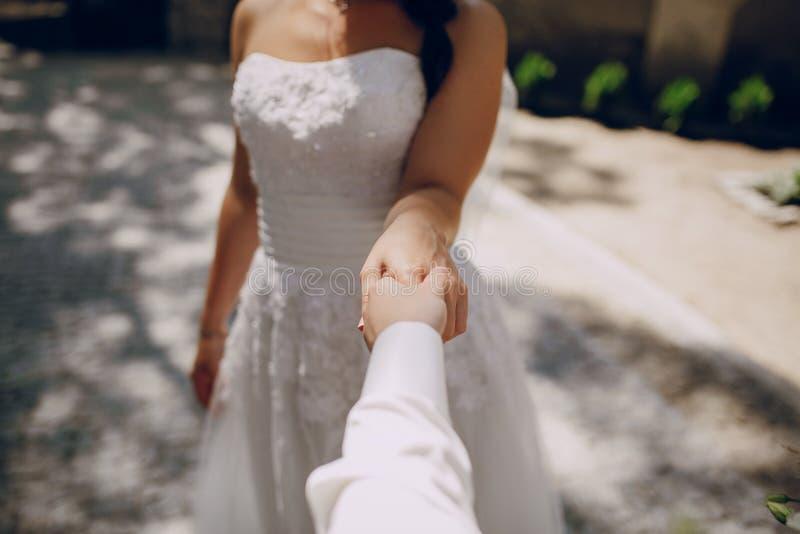 Γαμήλιο ζεύγος HD στοκ εικόνα με δικαίωμα ελεύθερης χρήσης