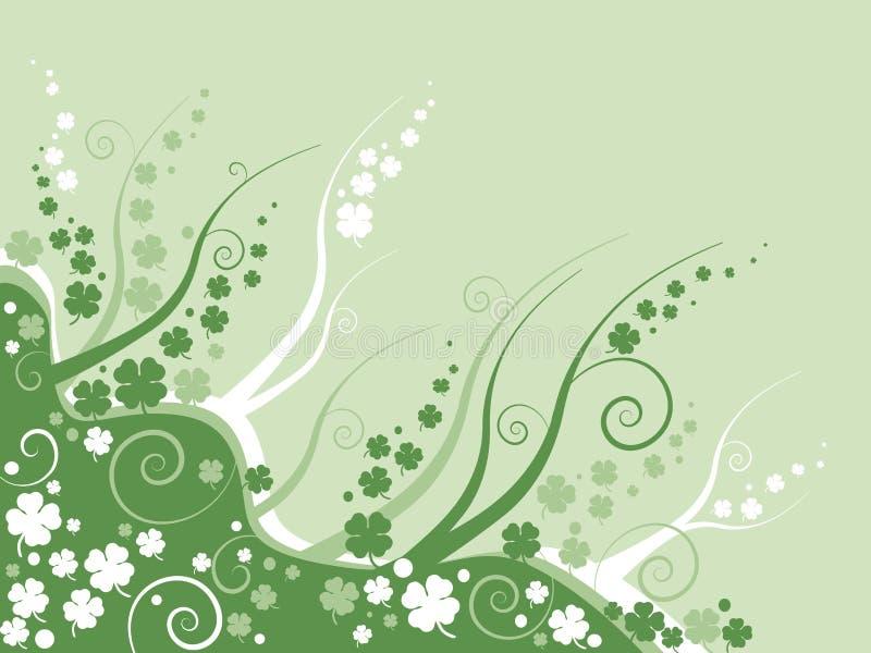 γαρίφαλο floral απεικόνιση αποθεμάτων