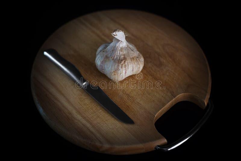 Γαρίφαλο σκόρδου στοκ φωτογραφίες με δικαίωμα ελεύθερης χρήσης