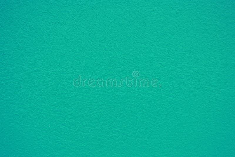 Γαλαζοπράσινο υπόβαθρο της σύστασης τοίχων τσιμέντου στοκ φωτογραφία με δικαίωμα ελεύθερης χρήσης