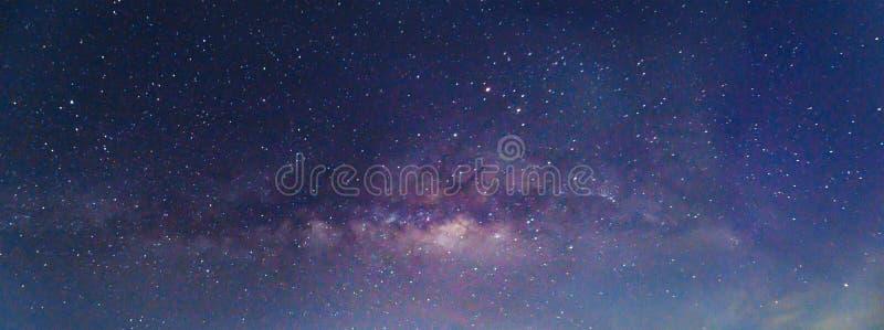 Γαλακτώδης γαλαξίας τρόπων στοκ φωτογραφίες με δικαίωμα ελεύθερης χρήσης