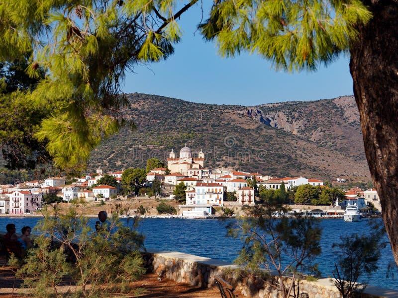 Γαλαξείδι, Ελλάδα στοκ εικόνες
