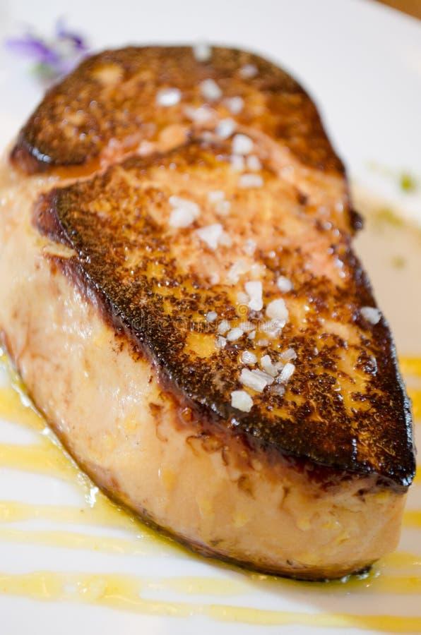 Γαλλικά gras foie στοκ εικόνες με δικαίωμα ελεύθερης χρήσης