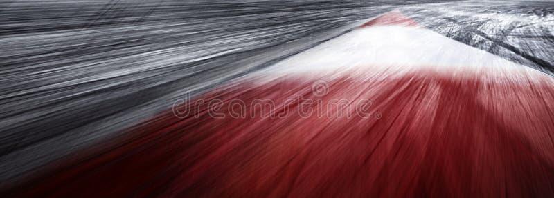 γεια διαδρομή ταχύτητας μ στοκ εικόνες με δικαίωμα ελεύθερης χρήσης