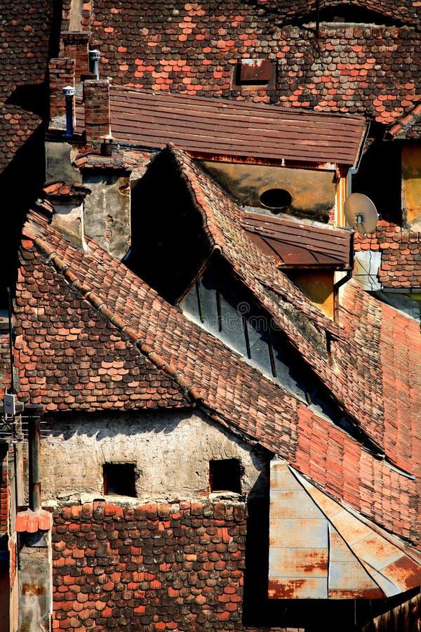 γειτονιά παλαιά στοκ εικόνα με δικαίωμα ελεύθερης χρήσης
