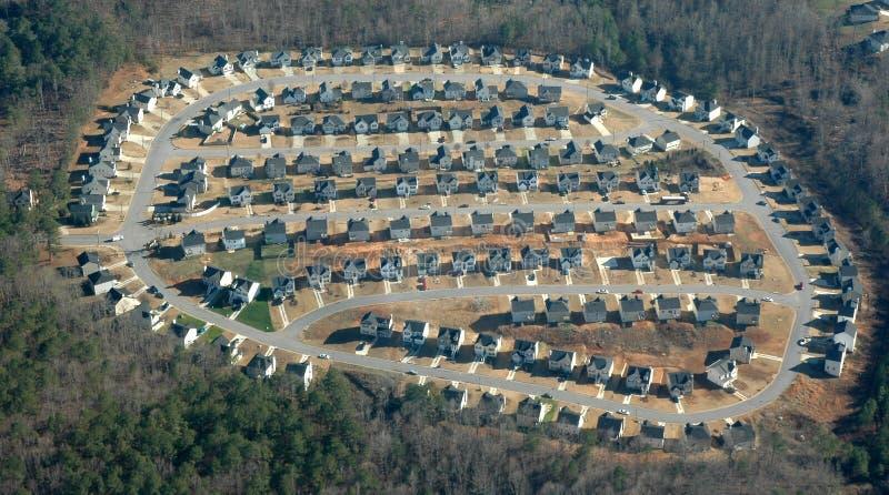 γειτονιά στοκ εικόνα με δικαίωμα ελεύθερης χρήσης
