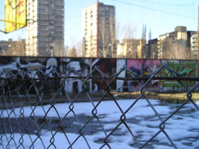γειτονιά gangsta στοκ εικόνα