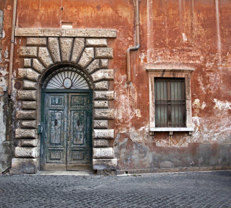 Γειτονιά Trastevere στοκ φωτογραφίες με δικαίωμα ελεύθερης χρήσης