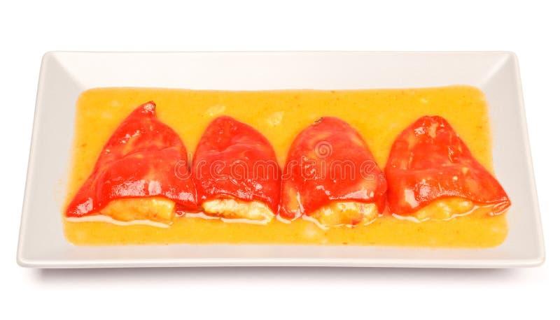 Γεμισμένα πιπέρια στοκ φωτογραφία με δικαίωμα ελεύθερης χρήσης