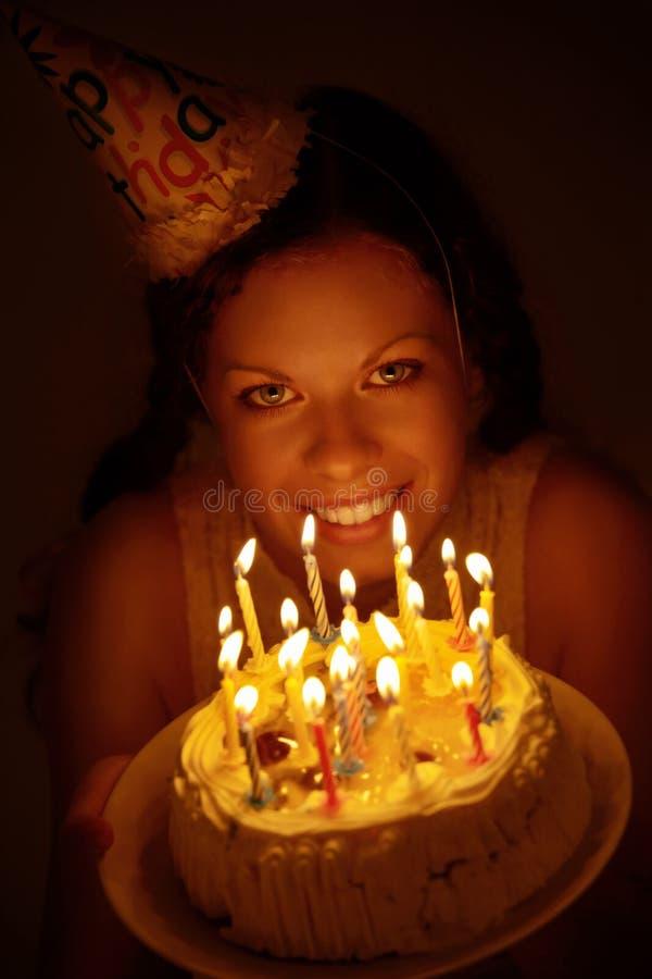 γενέθλια στοκ εικόνα