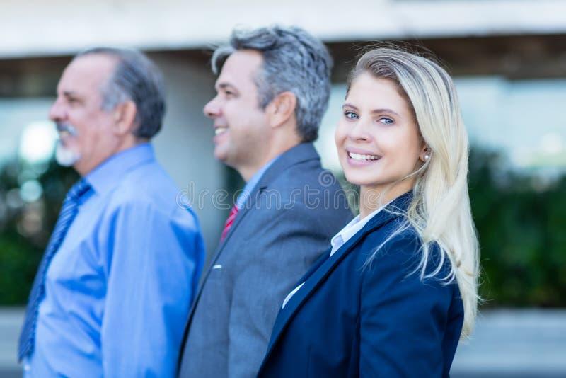 3 γενεές των επιχειρηματιών στοκ φωτογραφία με δικαίωμα ελεύθερης χρήσης