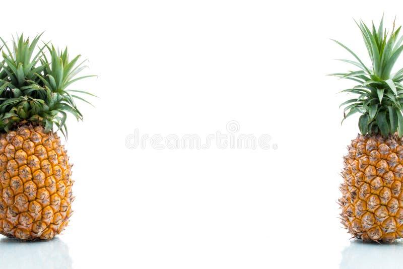 Γενετική τροποποίηση, ανανάς, φρούτα, τροποποίηση, παράξενη, s στοκ εικόνες