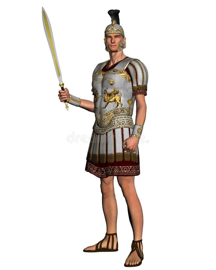 γενικός Ρωμαίος απεικόνιση αποθεμάτων