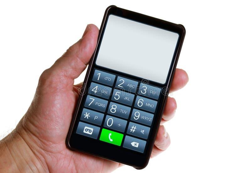 Γενικό κινητό τηλέφωνο στοκ εικόνα