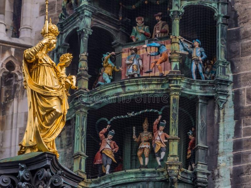 Γερμανία, Βαυαρία, Μόναχο στοκ εικόνα με δικαίωμα ελεύθερης χρήσης