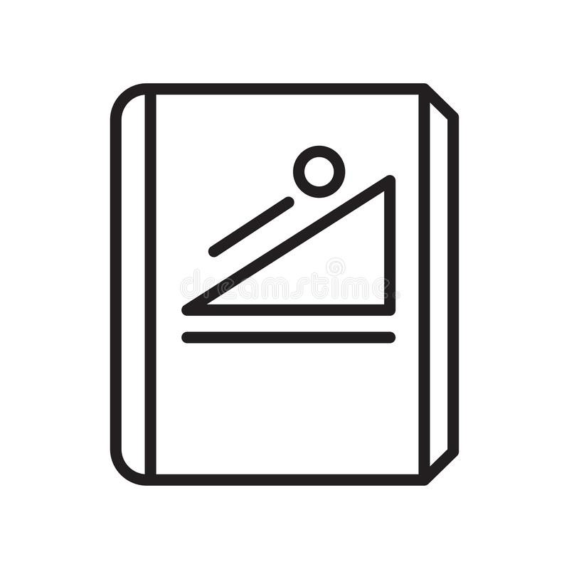 Γεωμετρίας σημάδι και σύμβολο εικονιδίων διανυσματικό που απομονώνονται στο άσπρο backgroun απεικόνιση αποθεμάτων