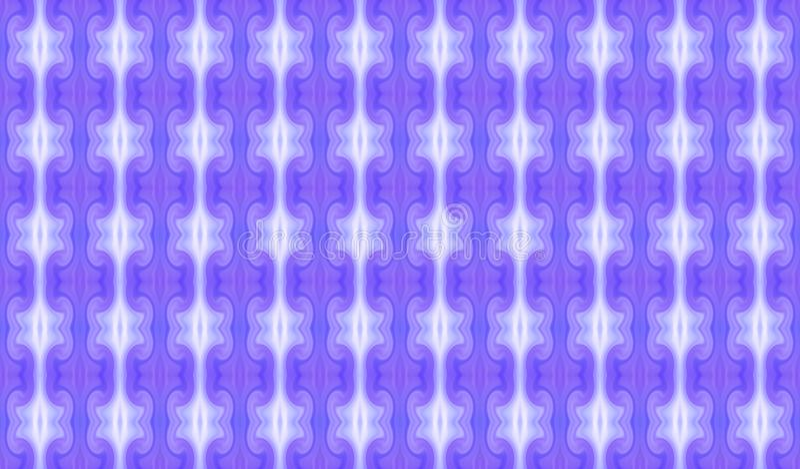 Γεωμετρική άνευ ραφής αφηρημένη διακόσμηση στη βιολέτα tones_ διανυσματική απεικόνιση