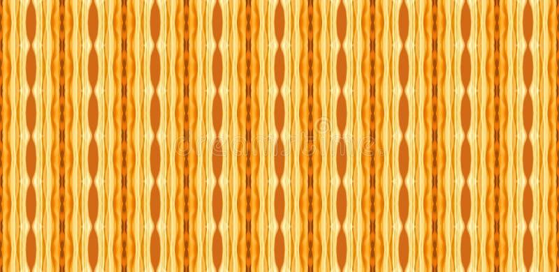 Γεωμετρική άνευ ραφής διακόσμηση στο θερμό colors_ ελεύθερη απεικόνιση δικαιώματος