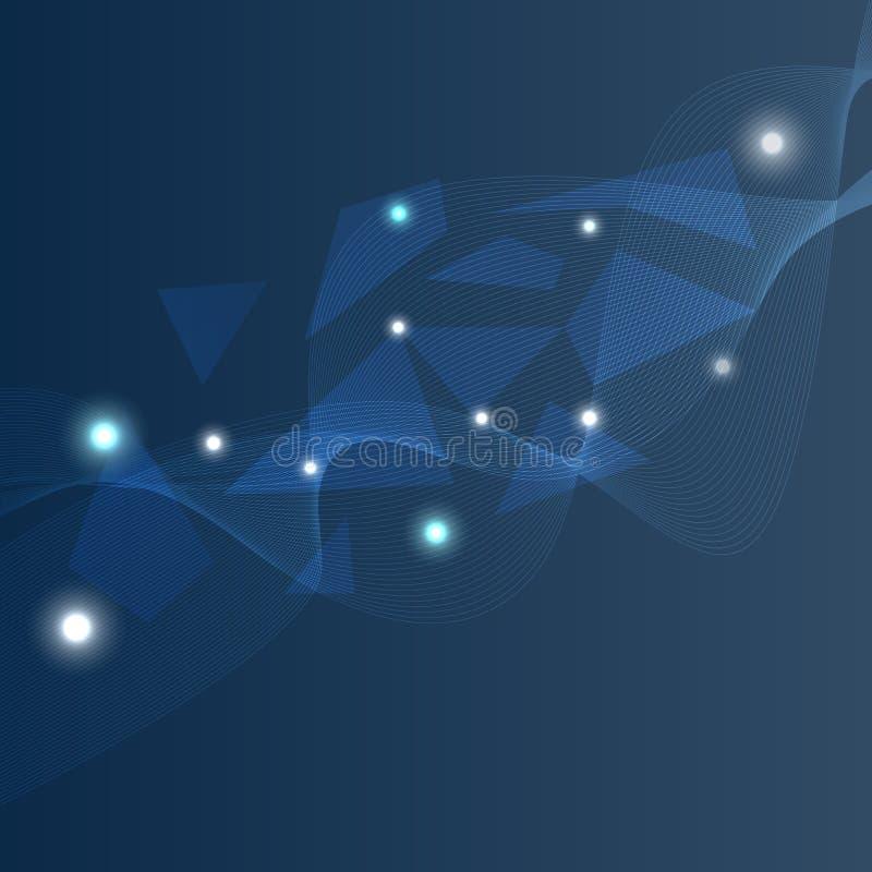 Γεωμετρική αφηρημένη σελίδα ταπετσαριών ή κάλυψης υποβάθρου και ευπρέπειες στοκ φωτογραφία