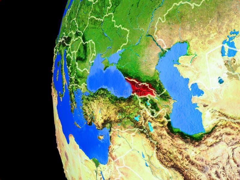 Γεωργία από το διάστημα απεικόνιση αποθεμάτων