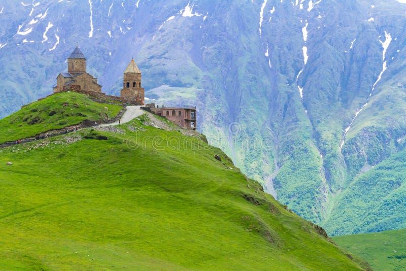 Γεωργία, υψηλή στα βουνά στοκ φωτογραφία με δικαίωμα ελεύθερης χρήσης
