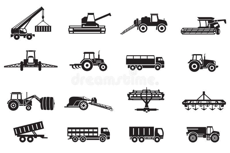 γεωργικά μηχανήματα που seeder η άνοιξη ελεύθερη απεικόνιση δικαιώματος