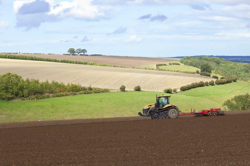 γεωργική σκηνή στοκ φωτογραφίες με δικαίωμα ελεύθερης χρήσης