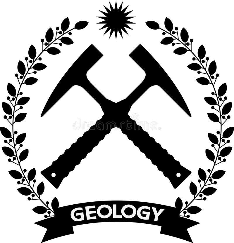Γεωλογία ημέρας ελεύθερη απεικόνιση δικαιώματος