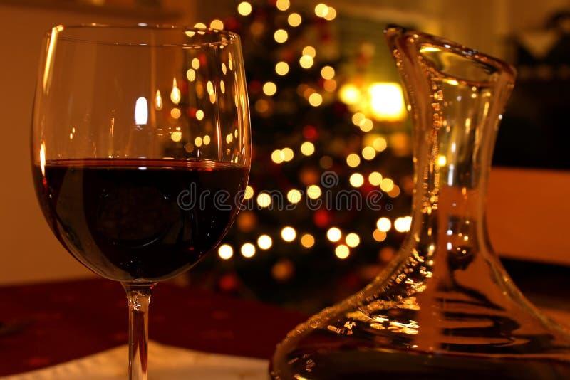 γεύμα Χριστουγέννων στοκ φωτογραφίες με δικαίωμα ελεύθερης χρήσης
