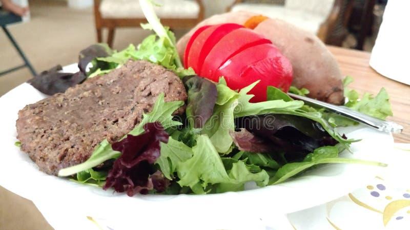 Γεύμα Paleo στοκ εικόνες