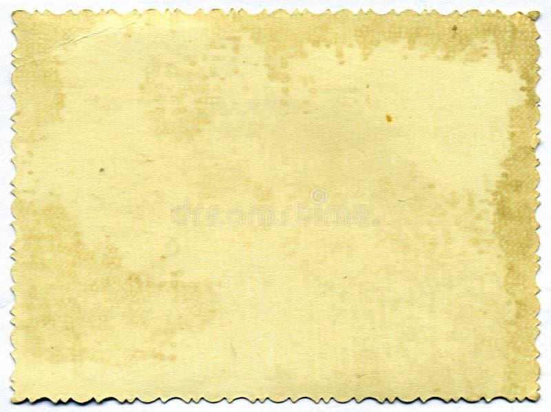 γηράσκων το έγγραφο φωτο&ga στοκ φωτογραφία