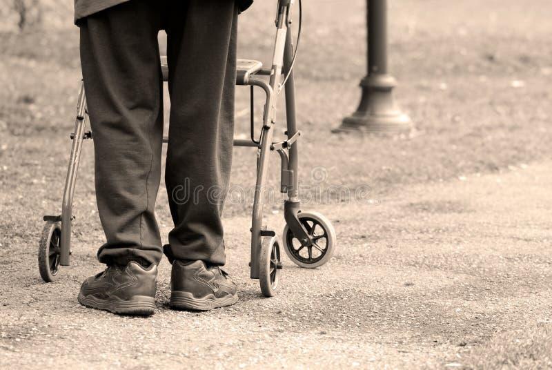 γηρατειά στοκ φωτογραφία