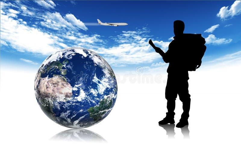 γη τυχοδιωκτών απεικόνιση αποθεμάτων