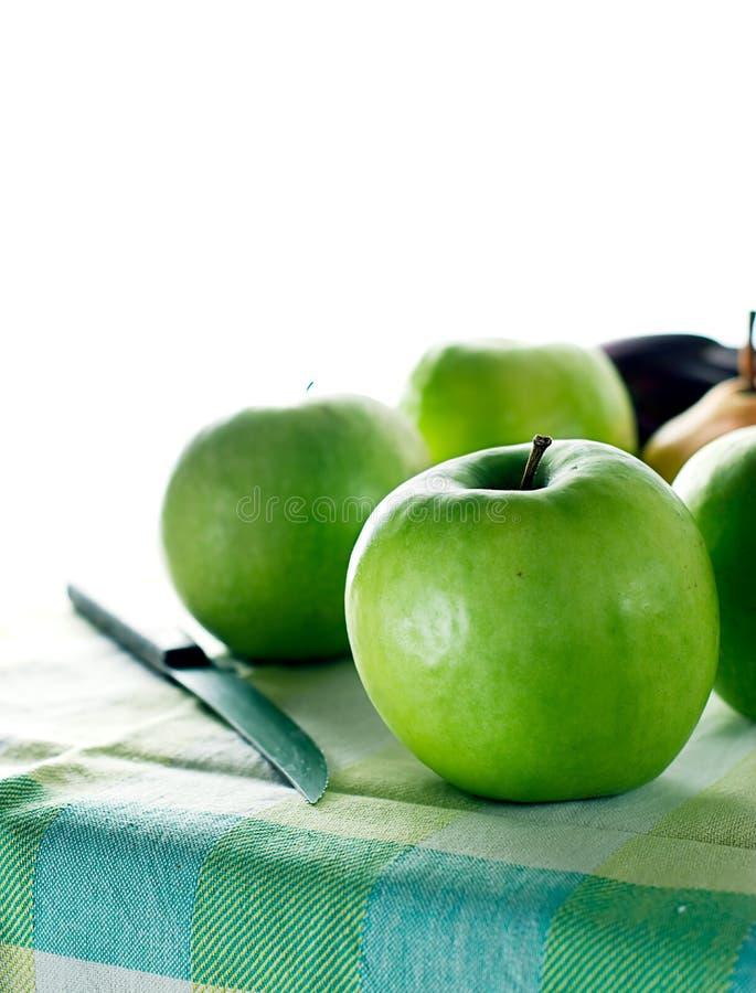 γιαγιά πράσινο Smith μήλων στοκ εικόνα