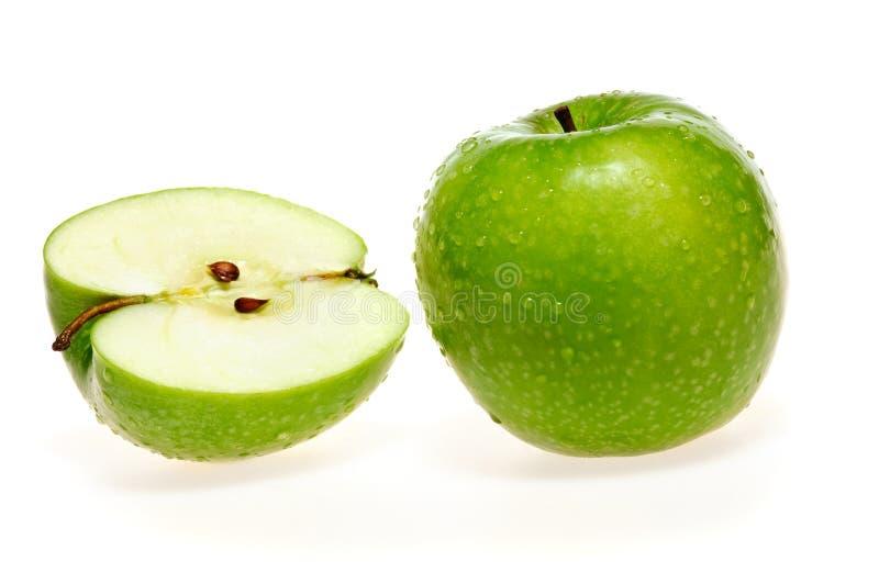 γιαγιά πράσινο Smith μήλων στοκ φωτογραφία