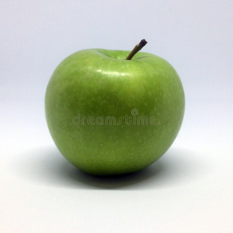 Γιαγιά Σμίθ της Apple τραγανός Juicy σάρκα στοκ φωτογραφία με δικαίωμα ελεύθερης χρήσης