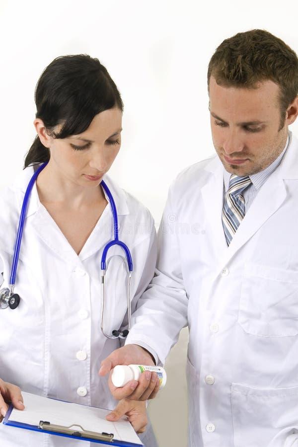 γιατροί ιατρικοί στοκ εικόνα